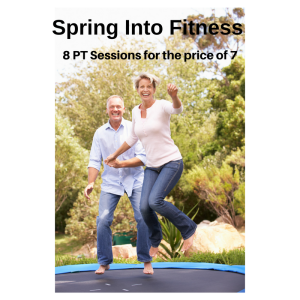 Spring Into Fitness PT Special