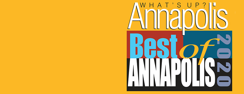 Voted Best Fitness Club in Annapolis